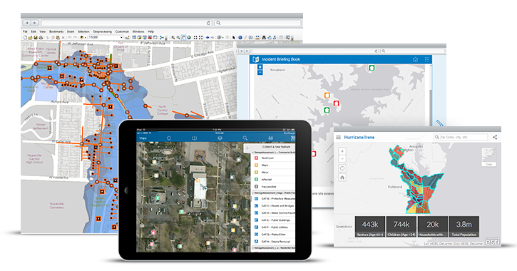 Get Started | ArcGIS for Emergency Management