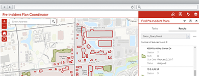Fire Service | ArcGIS for Local Government