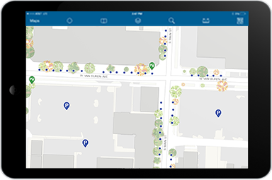 Public Parking | ArcGIS Solutions for Local Government