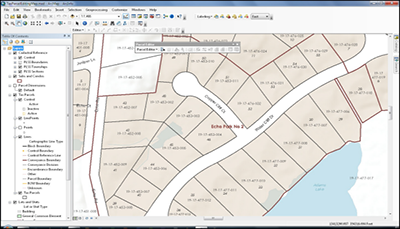Tax Parcel Editing | ArcGIS Solutions for Local Government