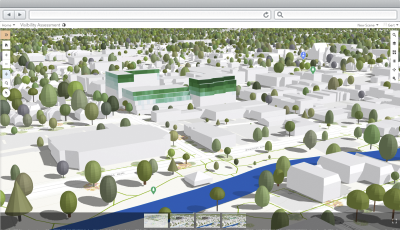 Visibility Assessment | ArcGIS Solutions for Local Government