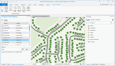 Map With Addresses Community Addresses | ArcGIS Solutions for Local Government